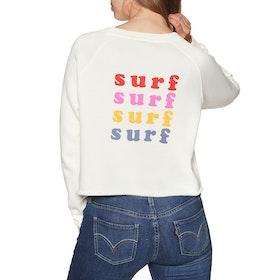 Billabong Saylor Womens Sweater - Cloud