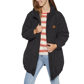 Billabong Free Love Womens Jacket - Black