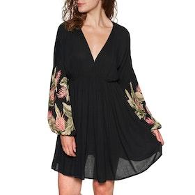Billabong Wind Whispers Damen Kleid - Black