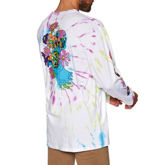 Santa Cruz Baked Af Long Sleeve T-Shirt
