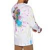 Santa Cruz Baked Af Long Sleeve T-Shirt - Trippy Dye