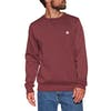 Element Classic Cornell Crew Sweater - Port