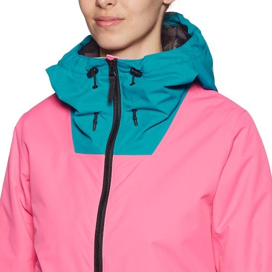 Wear Colour Cake Damen Snowboard-Jacke