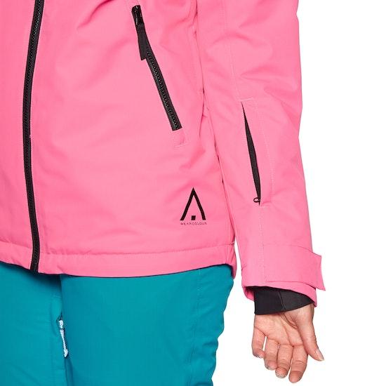 Wear Colour Cake Womens Snow Jacket