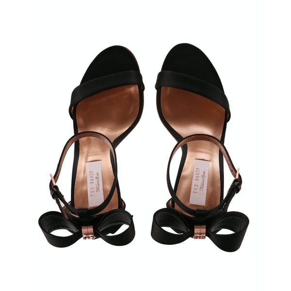 Ted Baker Bowtifl Bow Heeled Damen Dress Shoes