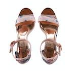 Dress Shoes Senhora Ted Baker Manyah Printed Block Heeled
