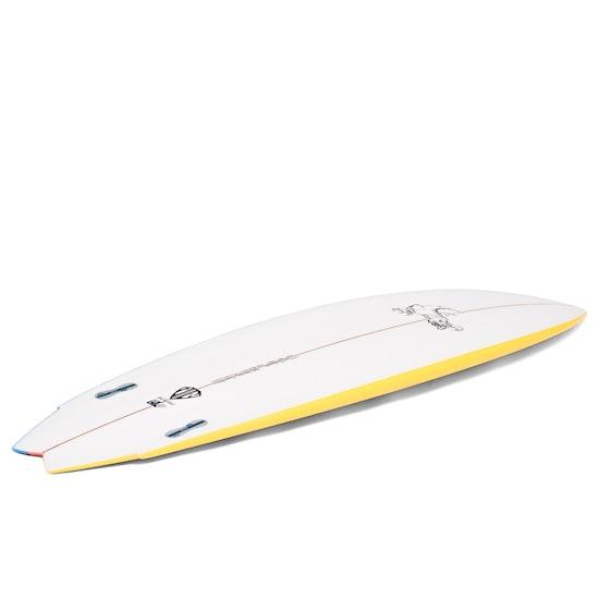 Mark Richards Retro Twin FCS II Surfboard