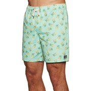 RVCA Program Elastic Shor Boardshorts