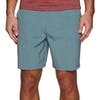 Hurley Phantom 18in Spazier-Shorts - Celestial Teal