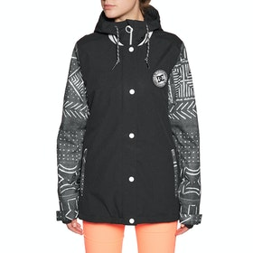DC Dcla Womens Snow Jacket - Black