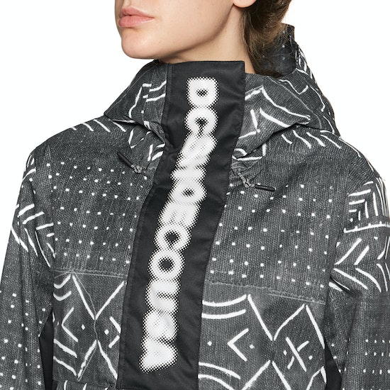 DC Envy Anorak Womens Snow Jacket