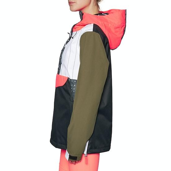 DC Envy Anorak Womens スノボード用ジャケット