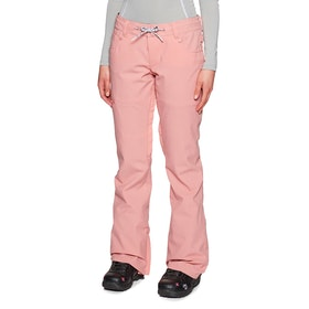 DC Viva Womens Snow Pant - Bio Wash Dusty Rose