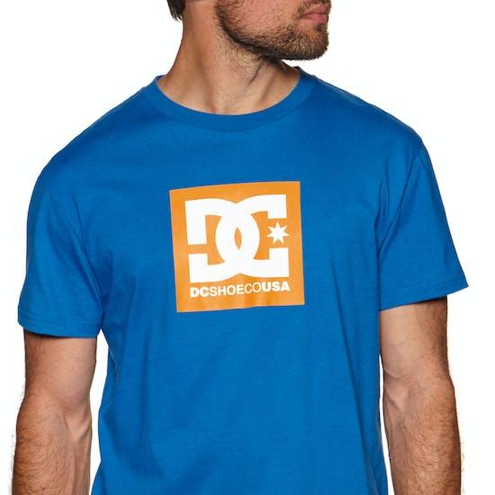 DC Square Stars Short Sleeve T-Shirt