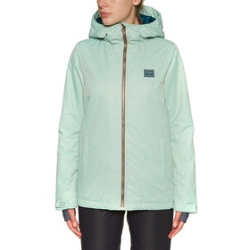 Billabong Sula Womens Snow Jacket - Blue Haze
