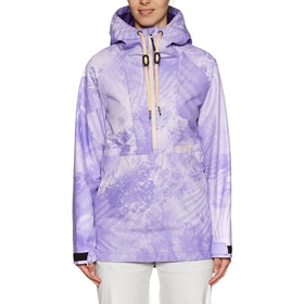 Armada Saint Anorak Womens Snow Jacket - Splash