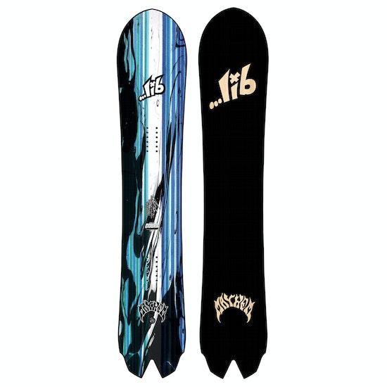 Lib Tech Lost Round Nose Fish C2x Snowboard