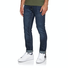 Jeans DC Worker Straight - Medium Stone