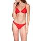 Billabong Tanlines Fixed Tri Womens Bikini Top