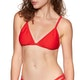 Billabong Tanlines Fixed Tri Womens Bikini Top