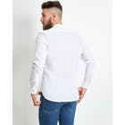 Lyle & Scott Slim Stretch Grandad Shirt