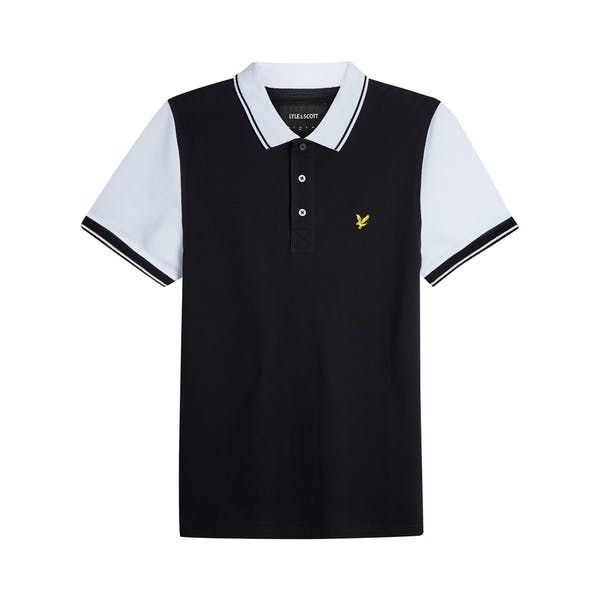 Lyle & Scott Tipped Polo Shirt