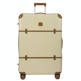 Bagaglio Brics Bellagio 32 Inch Trolley - Cream