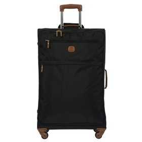 Bagaglio Brics X Travel Large Soft Trolley - Black