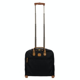 Brics X Travel Pilotcase Luggage - Black