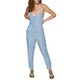 RVCA Flasher Chambray Jumpsuit