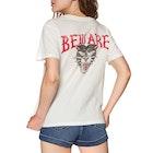 RVCA Beware Ladies Short Sleeve T-Shirt
