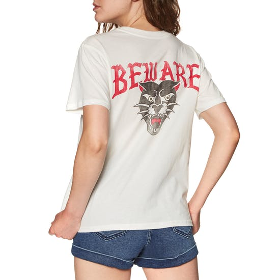RVCA Beware Ladies Short Sleeve T-Shirt
