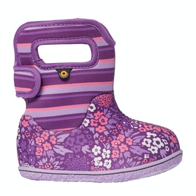 Botas de lluvia Bogs Baby Bogs Nw - Purple Multi