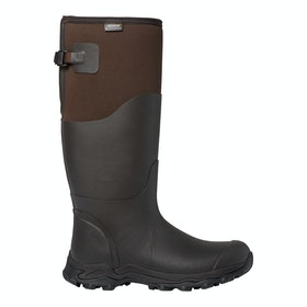 Bogs Ten Point Wellies - Dark Brown