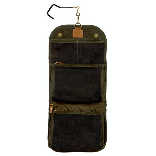 Brics Life Tri Fold Overnight Wash Bag