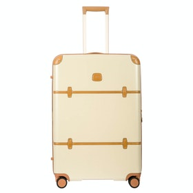 Bagaglio Brics Bellagio 30 Inch Trolley - Cream