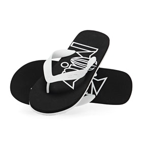 Sandales Animal Costaz Logo - Black