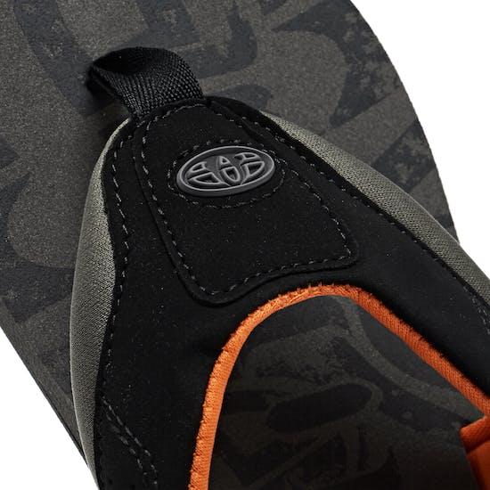 Animal Jekyl Logo Sandals