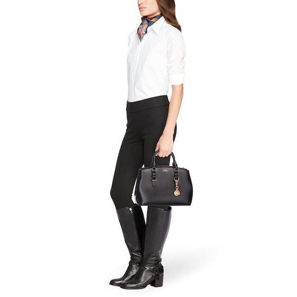 Ralph Lauren Mini Zip Mini Women's Satchel