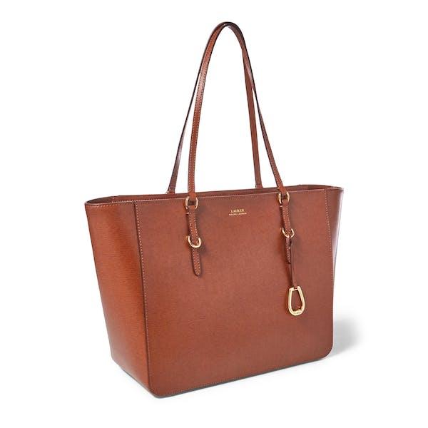 Ralph Lauren Saffiano Tote Women's Shopper Bag