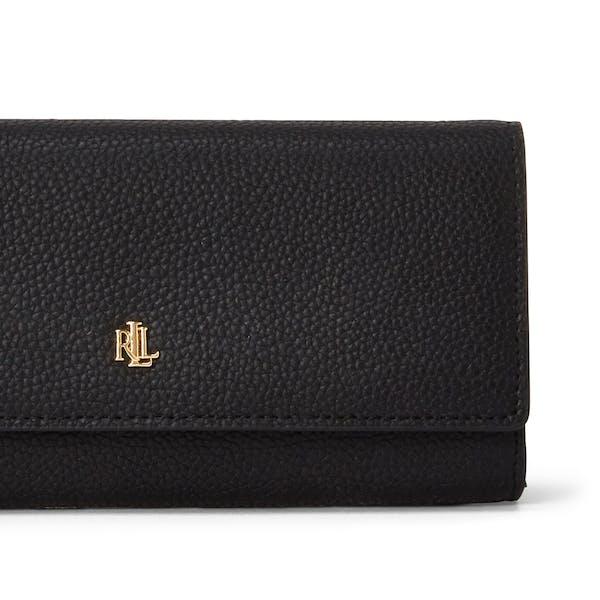 Ralph Lauren Flap Contntl Women's Wallet