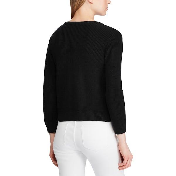 Ralph Lauren Annalie 3/4 Sleeve Dame Cardigan