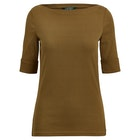 Top Femme Ralph Lauren Judy Elbow Sleeve
