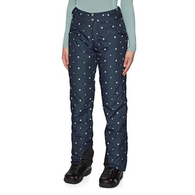 Protest Starlet Snow Pant - Ground Blue
