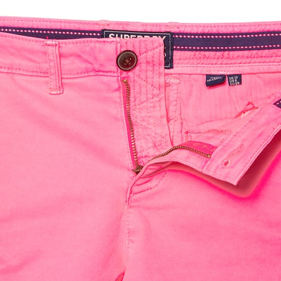 Shorts Femme Superdry Chino Hot