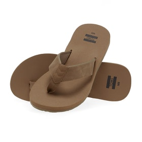 Toms Carilo Sandals - Brown