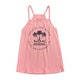 Animal Palm Dream Girls Camisole Vest