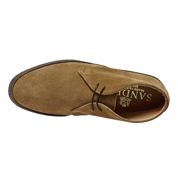 Sanders Hi Top Boots