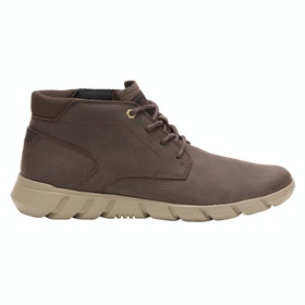Caterpillar Mainstay Trainers - Coffee Bean