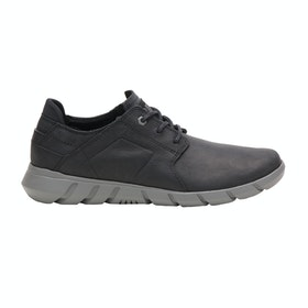Caterpillar Overview Trainers - Black